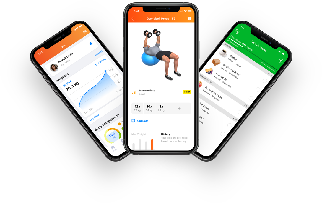 Apps for coaching and personal trainers