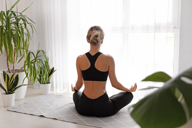 Why Now It S The Perfect Time To Start Doing Yoga At Home