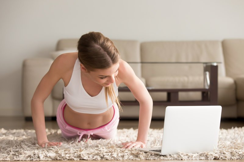 Live streaming platforms and best workout challenges