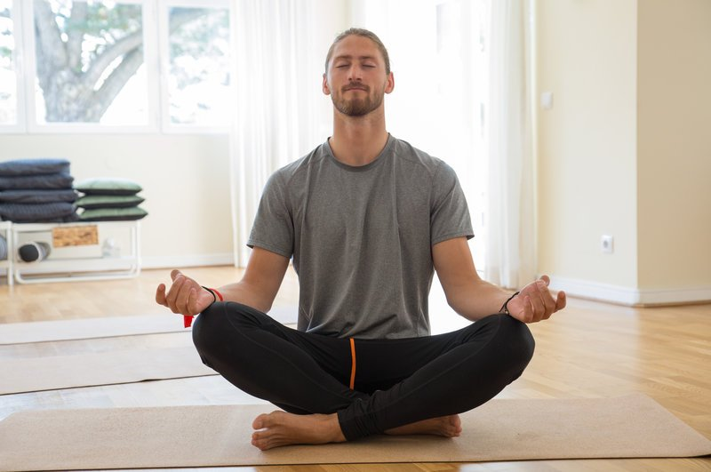 What is meditation doing to your health
